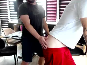 Watch the sexy tattoo_couple77 from Chaturbate online now